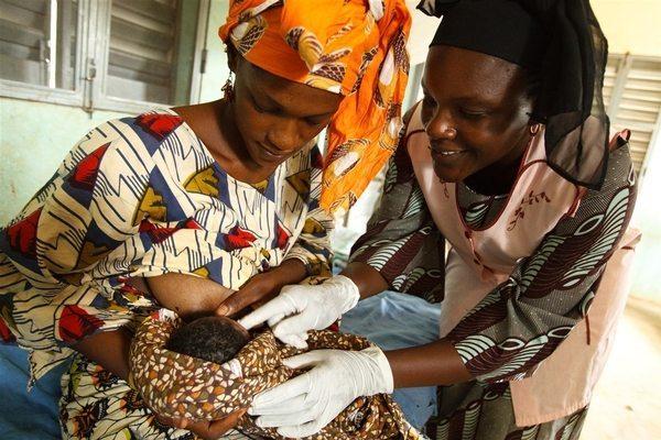 Réduction de la mortalité maternelle et infantile au Togo