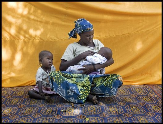 Improving breastfeeding practices could save the lives of over 820 000 children a year