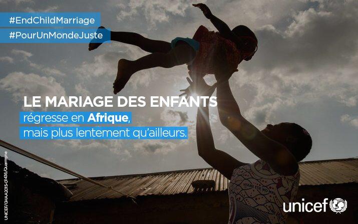 Bientôt 310 millions d'Africaines mariées avant 18 ans ?