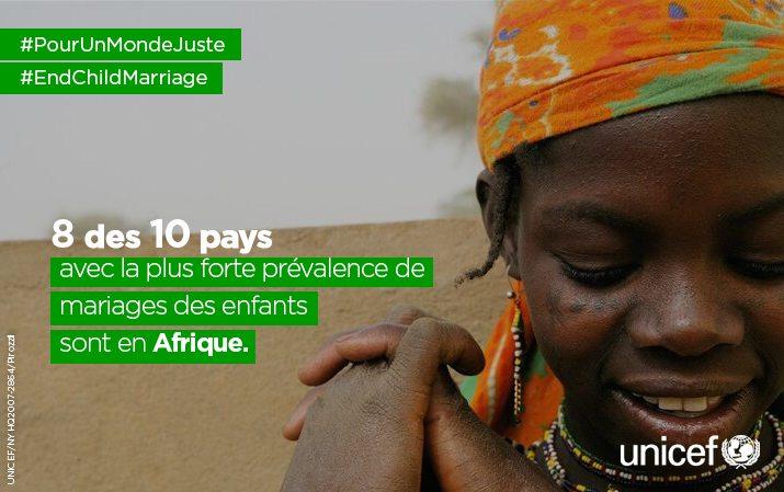 En Afrique, le nombre de filles mariées pendant leur enfance pourrait plus que doubler d'ici 2050