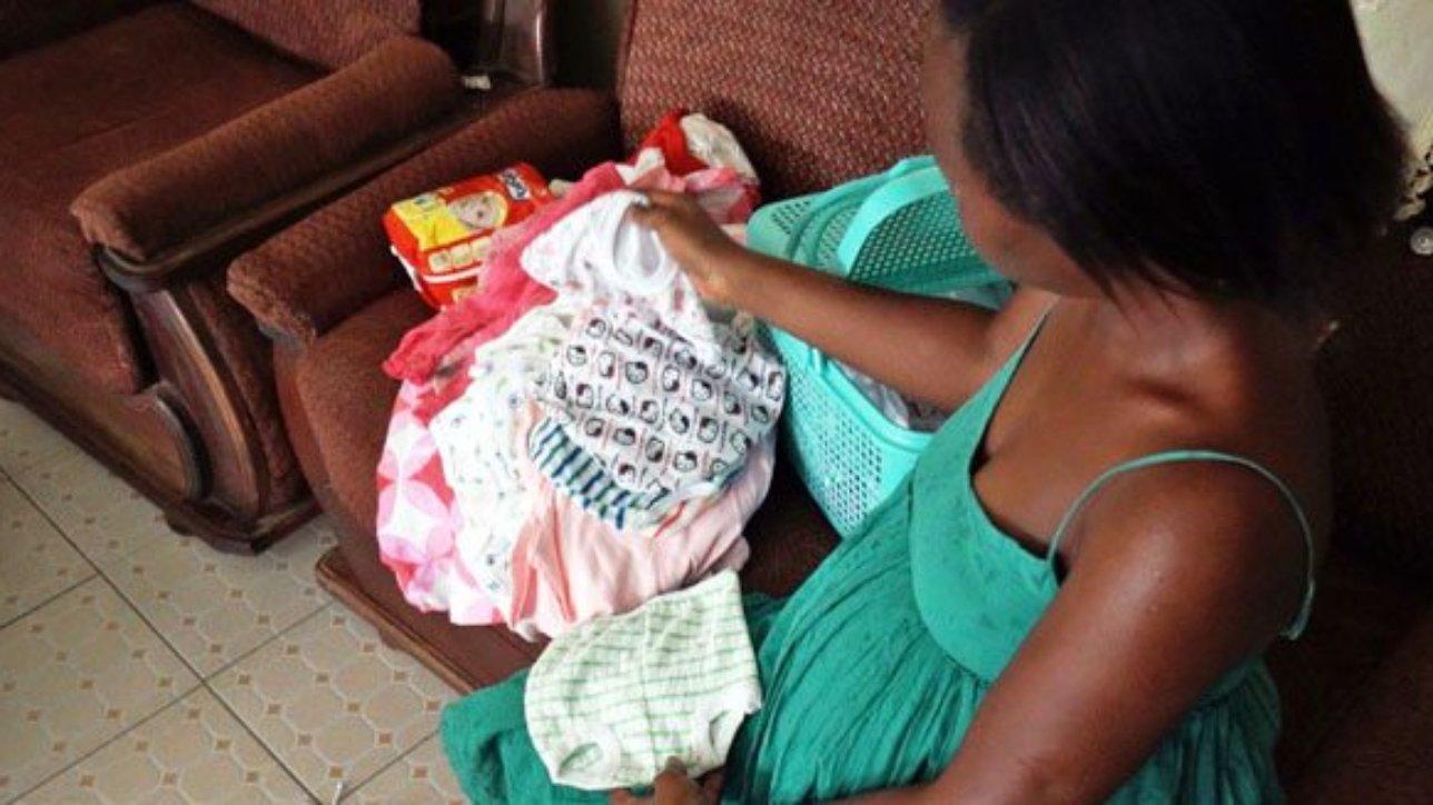 Les derniers préparatifs pour accueillir son bébé