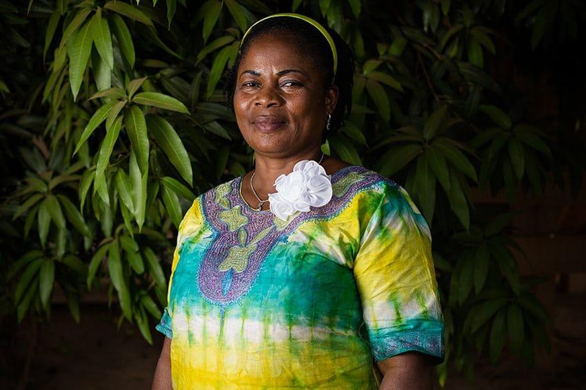 sage-femme en cote d'Ivoire : témoignage de Marie-Bernadette