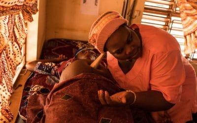 COVID-19 : au Niger, des sages-femmes déjouent les pronostics les plus pessimistes