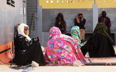 Minisérie « Naître au milieu du désert tchadien » par Le Monde Afrique et le FFM