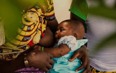 «C'est naturel, sûr et gratuit » : au Burkina Faso, les nombreux bénéfices de la tétée