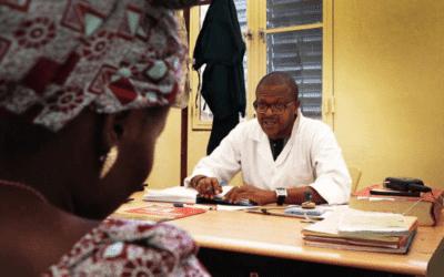 Plongée dans le quotidien de l'unique gynécologue, employé par le FFM dans le Kanem Tchadien