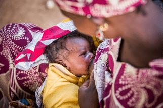 L'allaitement est le premier vaccin du bébé !