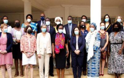 Une délégation française en mission au Togo consacrée à la santé maternelle et infantile